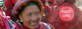 Leadership Lessons From The Mountains Of Tibet: The Journey Begins